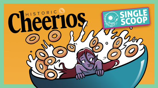 preview image for Single Scoop: Historic Cheerios (Historic)
