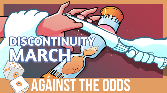 Image for Against the Odds: Discontinuity March (Standard)