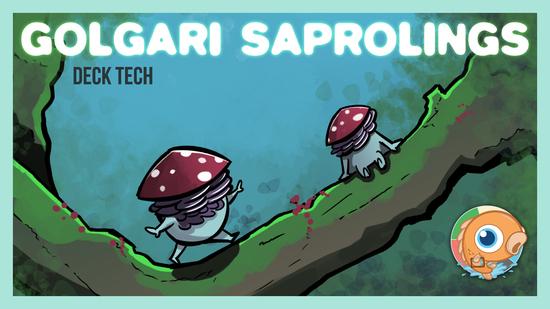 Image for Instant Deck Tech: Golgari Saprolings (Pauper)