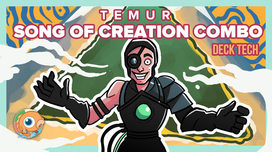 Image for Instant Deck Tech: Song of Creation Combo (Modern)