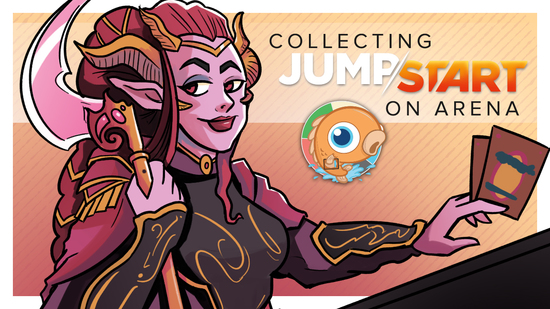 Image for Collecting Jumpstart on Arena: Techniques, Problems and Solutions