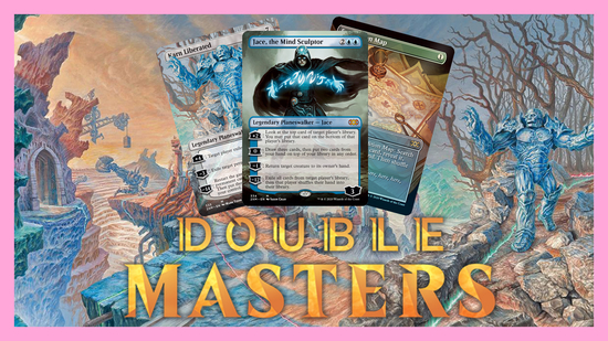 Image for Double Masters Spoilers — July 20 | Jace and Tron