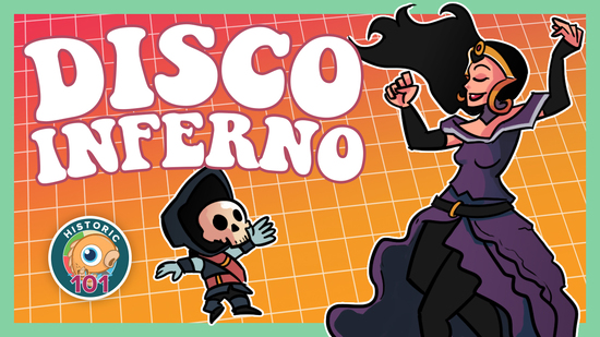 Image for Historic 101: Disco Inferno