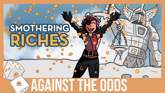 Image for Against the Odds: Smothering Riches (Modern)