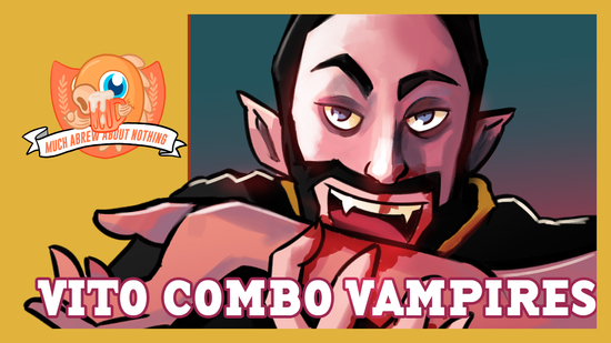 Image for Much Abrew: Vito Combo Vampires (Historic)