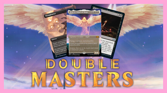Image for Double Masters Spoilers — July 28 | Avaycn, Stoneforge, Thoughtseize