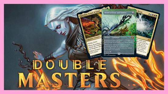 Image for Double Masters Spoilers — July 29   Swords, Swords, Swords