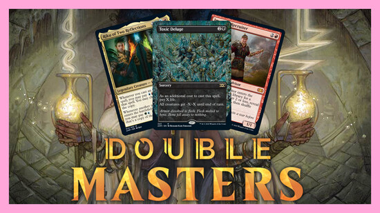 Image for Double Masters Spoilers — July 31 | Complete Set