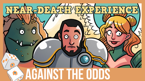 Image for Against the Odds: Near-Death Experience (Modern)