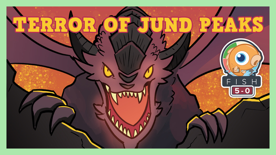 Image for Fish Five-0: Terror of the Jund Peaks