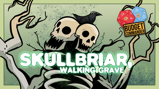Image for Budget Commander: Skullbriar, the Walking Grave