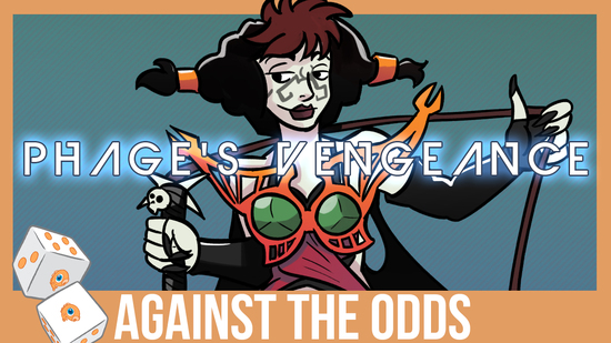 Image for Against the Odds: Phage's Vengeance (Modern)