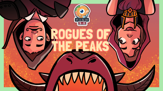 Image for Fish Five-0: Rogues of the Peaks (Standard)