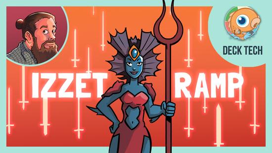 Image for Instant Deck Tech: Izzet Ramp (Standard)
