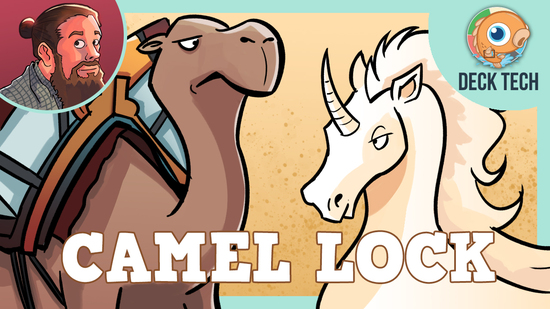 Image for Instant Deck Tech: Camel Lock (Historic)