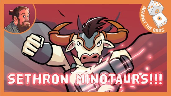 Image for Against the Odds: Sethron Minotaurs (Historic)