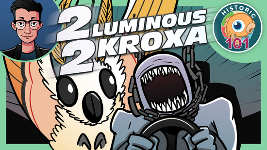 Image for Historic 101: Luminous Kroxa 2