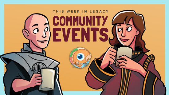 Image for This Week in Legacy: Community Events