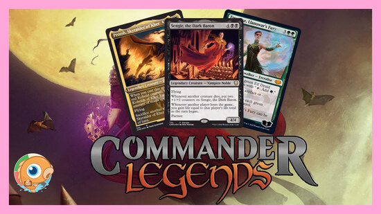 Image for Commander Legends Spoilers — August 22 | Everything We Know So Far