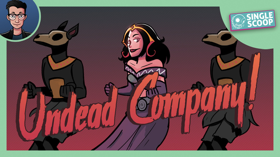 Image for Single Scoop: Undead Company! (Historic, Magic Arena)
