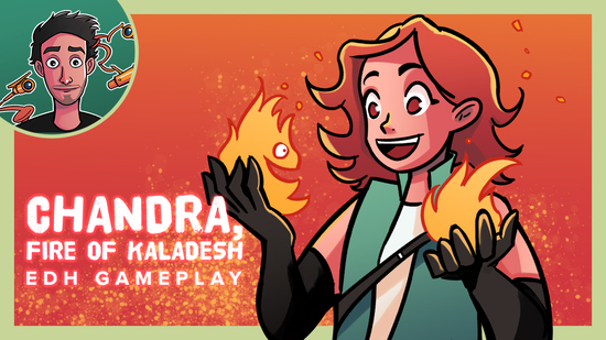 Image for Getting Fired Up With Chandra Tribal | EDH Gameplay