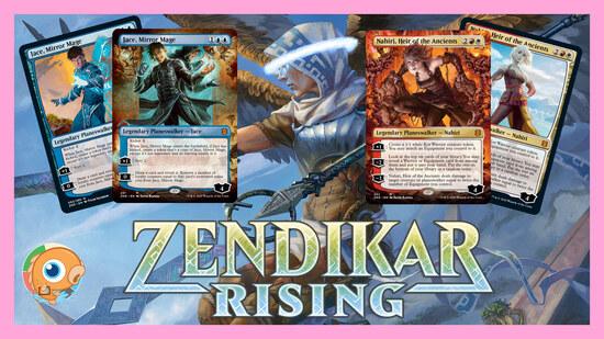 Image for Zendikar Rising Spoilers — August 26 | Jace and Nahiri
