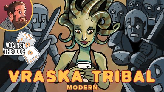 Image for Against the Odds: Vraska Tribal (Modern)
