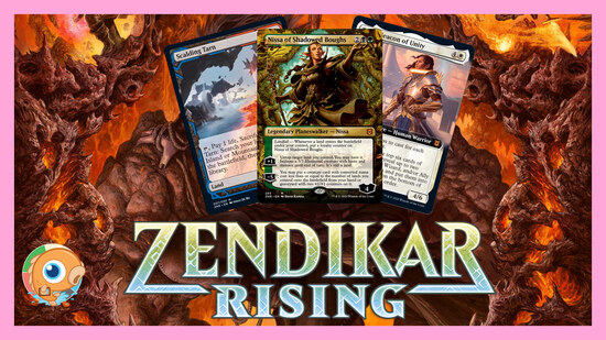Image for Zendikar Rising Spoilers — September 1 | Double-Faced Dual Lands and Expedition Fetches