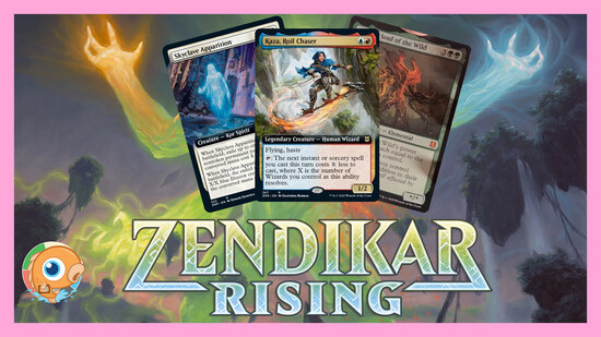 Image for Zendikar Rising Spoilers — September 2 | Ashaya