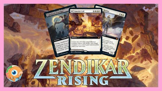 Image for Zendikar Rising Spoilers — September 3 | Alternate Win-Cons and Mythic Finisher Land