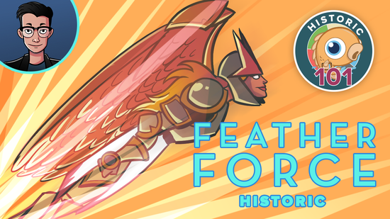 Image for Historic 101: Feather Force