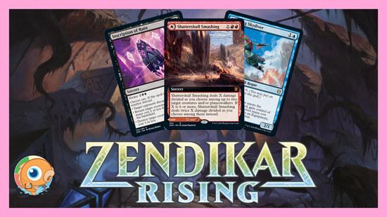 Image for Zendikar Rising Spoilers — September 4 | Shatterskull Smashing