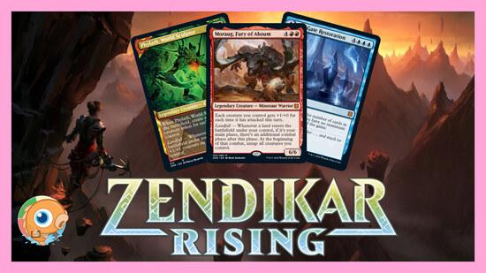 Image for Zendikar Rising Spoilers — September 5 | Landfall Combat Steps