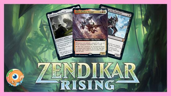 Image for Zendikar Rising Spoilers — September 7 | Akiri and Five Mythics