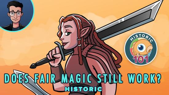 Image for Historic 101: Does Fair Magic Still Work?