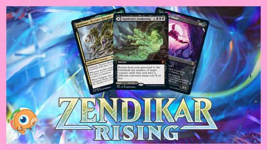 Image for Zendikar Rising Spoilers — September 8 | Reanimate and Wrath on Lands