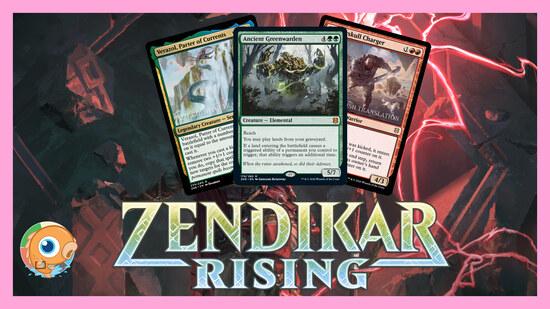 Image for Zendikar Rising Spoilers — September 9 | 0/17 Crab