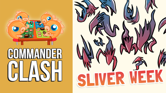 Image for Commander Clash S9 E9: Sliver Mayhem III