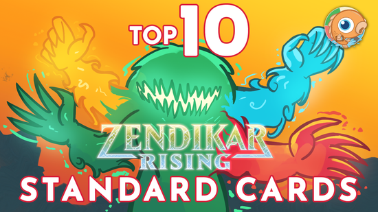 Image for Top 10 Standard Cards from Zendikar Rising