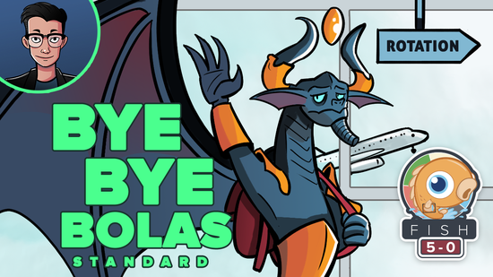 Image for Fish Five-0: Bye Bye Bolas (Standard, Magic Arena)
