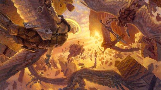 Image for Commander Review: Zendikar Rising | Part 1 | White, Blue
