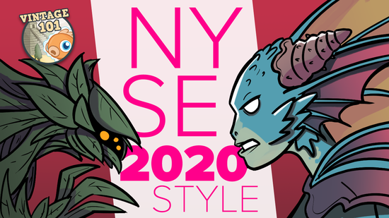 Image for Vintage 101: NYSE 2020 Style