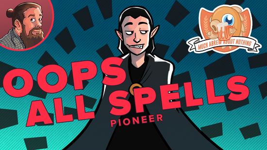 Image for Much Abrew: Oops, All Spells (Pioneer)