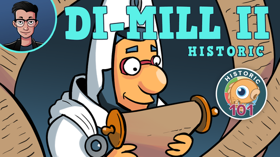 Image for Historic 101: DiMill 2