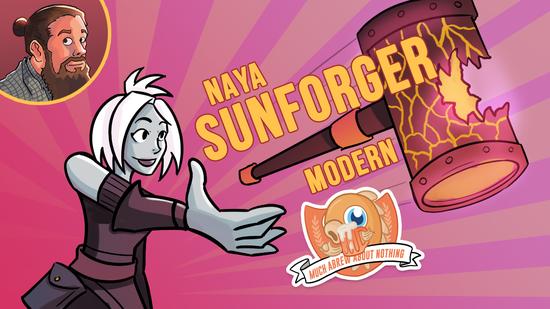 Image for Much Abrew: Naya Sunforger (Modern)