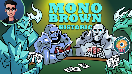 Image for Historic 101: Mono Brown