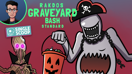 Image for Single Scoop: Rakdos Graveyard Bash (Standard, Magic Arena)