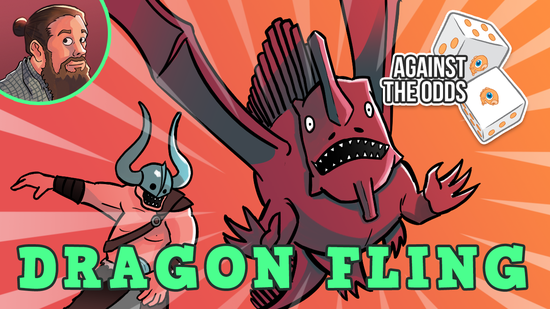 Image for Against the Odds: Dragon Fling (Standard)