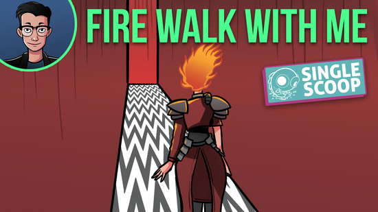 Image for Single Scoop: Fire Walk With Me (Standard, Magic Arena)