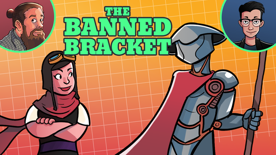 Image for The Banned Bracket: The First Round